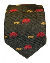 krawatte-wildschwein